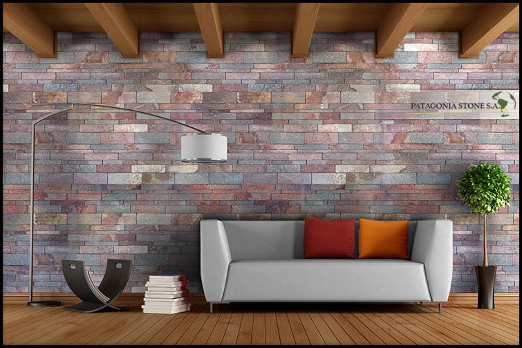 Patagonia stone s a - Revestimientos de interiores ...